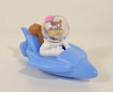 "2012 Sandy Squirrel Rocket Boat Spongebob 5"" McDonalds #15 Sports Action Figure"