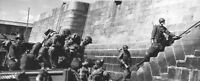 7x5 Gloss Photo ww45C Normandy English Channel Cherbourg 1944 21