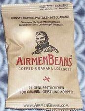 Airmenbeans 5 mal  21 St Guarana zum Lutschen Airmen Beans   Airman Bean