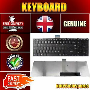 NEW L850-11R TOSHIBA SATELLITE PRO REPLACEMENT LAPTOP KEYBOARD WITH FRAME