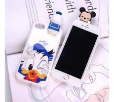 Funda gel 3D para iPhone 7 Plus Pato Donald