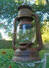 Antique Feuerhand Nier Lantern Lamp #270 Germany As Is