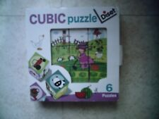 CUBIC PUZZLE LA FERME  /  DISET