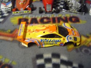1/32 Slot.it #76 BMW McLaren F1 GTR body with chassis but without motor pod-used
