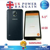 Samsung Galaxy S5 Neo Black SM-G903 16GB NFC Factory Unlocked Android Smartphone