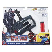 Marvel Civil War Iron Man Machine Battle Gauntlet 5+ Toy Ironman Captain America