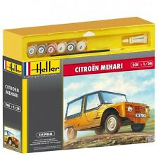 Oldtimer Heller 1:24 50760: CITROEN MEHARI (Version 1)