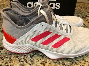Adizero Club 2 Tennis Shoes Size
