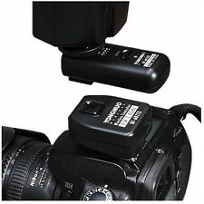 YongNuo RF-602 Camera Flash Trigger 2 Receiver for Canon 50D/40D/30D/7D/5D/1Ds