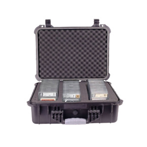 Waterproof Graded Card Storage Box for PSA BGS SGC One Touch Heavy Duty Case