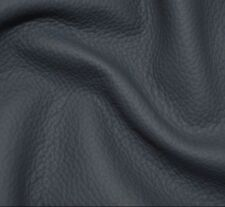 126 sf. 3 oz Gray Upholstery pieces Leather Hides Skin x78j -L