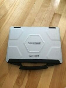 Panasonic Toughbook CF-54 i5-5300 4GB NO HDD Caddy/HDD/Battery/Charger 16950H #1