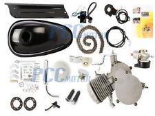 NEW 80CC 2-Stroke Motorized Gas Engine Motor Kit For Bicycle Bike M EN05+