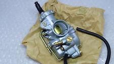 HONDA SL90 S90 fits XL70 CL70 SL70 SS50 CD70 CARBURETOR ASSY NOS