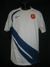 maillot RUGBY FRANCE NIKE    shirt jersey