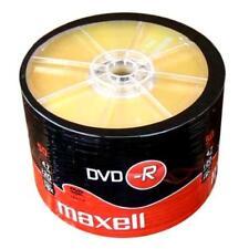 DVD-R 16x Maxell Bobina 50 uds