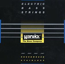 WARWICK BLACK LABEL 40220 XL Bass-Saiten 030-090 Strings NEU! OVP!