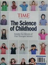 Time The Science of Childhood 2017 Inside the Minds Younger Self FREE SHIPPING s