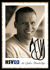 Nico Jan Hoogma Autogrammkarte Hamburger SV 2003-04 1. Karte +A 96162