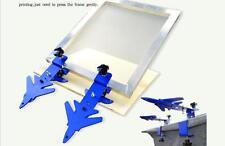 Desktop Type Simple Screen Printing Machine One Color Press Printing Stamping