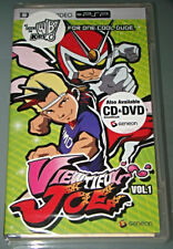 VIEWTIFUL JOE Vol.1 (Animation) - Sony PSP UMD VIDEO (Brand New Factory Sealed)