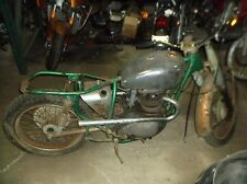 Vintage 1964 BSA A50-2 Cyclone Parts/Project Competition Bike