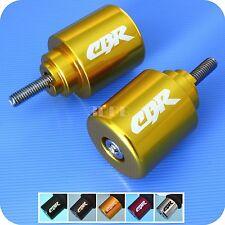 Z10 Racing HONDA CBR 400 500 600 F 2 3 4 4i 125 150 250 300 400 R Bar Ends GOLD