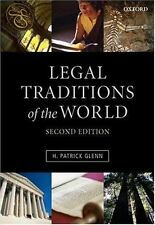 Legal Traditions of the World: Sustainable Diversity in Law-ExLibrary