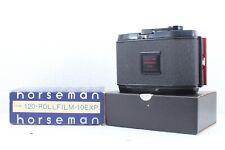 """MINT W/ BOX"" TOKYO KOUGAKU HORSEMAN 6x7 10EXP/120 Roll Film Back Holder for 4x5"
