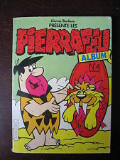 LES PIERRAFEU ALBUM RELIE N°4 EDITIONS EUREDIF 1983 FLINSTONE PICAPIEDRA