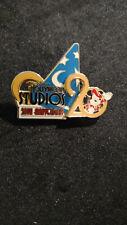 2009 Hollywood Studios 20th Anniversary w/ Sorcerer's Hat & Mickey Disney Pin