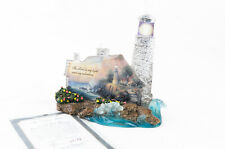 Thomas Kinkade A Light In The Storm Hamilton Collection