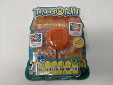 Vtg. Bandai TAMAGOTCHI Gotchi Gear Case & Tama Deco-ratchi Kit Stickers Crystals