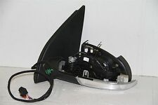 VW Golf MK5 left electric wing mirror body 1K2857507BM 9B9 New genuine VW part