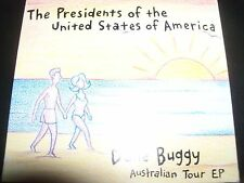 The Presidents Of The United States Dune Buggy Australian Tour 5 Track CD EP Sin