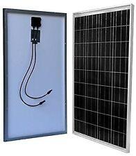 WindyNation 100 Watt 100w Solar Panel for 12 Volt Battery Charging RV Boat off