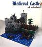 LEGO  Moc Medieval Castle   PDF instructions (NO PARTS) Custom building