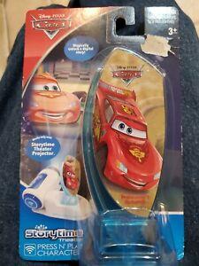 NEW Tech 4 Kids Story Time Theater Press & Play Disney Pixar Cars
