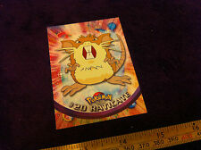 Raticate Pokemon Card Topps #20 Official
