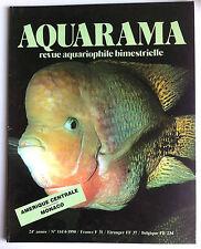 Aquarama n°114; Amérique central/ Monaco