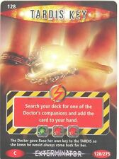 Doctor Who Battles In Time Exterminator #128 TARDIS Key