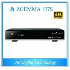 Zgemma H7S Multistream Satellite Receiver Combo 2*DVB-S2X+ DVB-T2/C KODI Enigma2