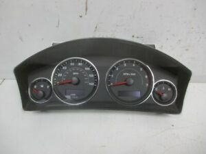 Speedometer Instrument Cluster Kmh Mph Jeep Grand Cherokee III (WH) 3.0 CRD