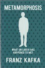 Metamorphosis by Franz Kafka Hardback Book