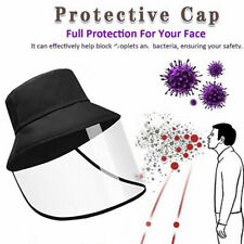 Anti Saliva Protective Hat Cap Anti-Spitting Uniex Full Face Shield Cover Safety