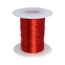 20 AWG Litz Wire, Unserved Single Build, 64/38 Stranding, 2 oz, ~100 kHz