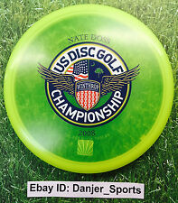 Disc Golf - Innova Champion Roc 180g - 2014 USDGC Nate Doss #1739 - NEW