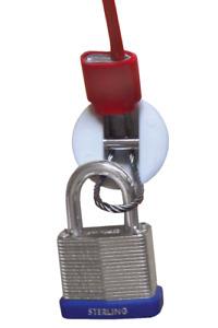 Surfboard Lock - Leash Plug