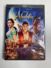 Aladdin by Walt Disney Video (2019, DVD) Smoke Free Home