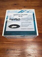 AquaTech PD-85 Dome Lens Port Underwater Sport Housing